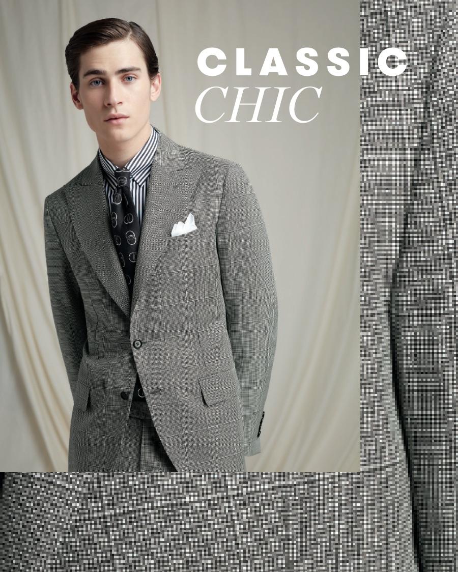 Classic Suit by Paul Stuart